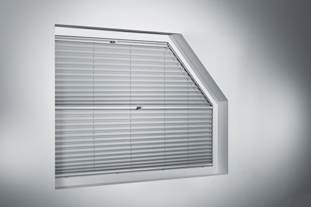 produkt - Pleated blinds - non-standard shapes