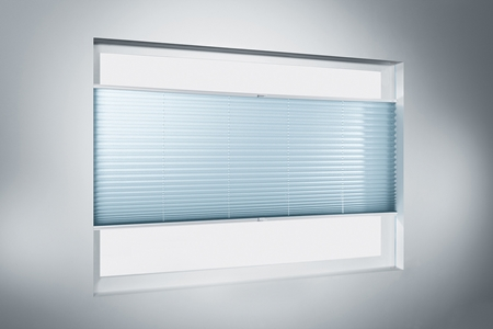 produkt - Benthin pleated blinds